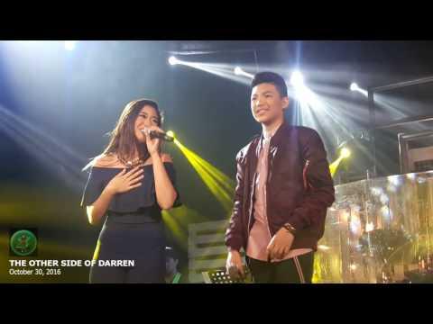 Darren Espanto sings Makita Kang Muli with Moresette Amon  Digital Concert Part 9