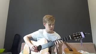 Полонез Огинского на гитаре.