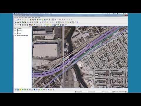 Urban Design for Planners 5: Neighborhood Edges - QGIS: Identifying Edges