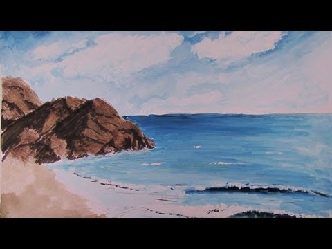 how-to-paint-a-realistic-watercolor-beach-scene