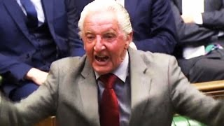 Labour MP Dennis Skinner: Theresa May Called Snap Election To Distract From Criminal Investigation