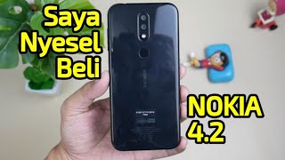 Nyesel sih..! Nokia 4.2 Indonesia Review
