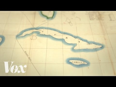 A brief history of America and Cuba