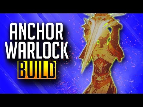 Destiny 2 Shadowkeep: Ultimate Warlock PvP Build (Solar Support) | Great Competitive Build!