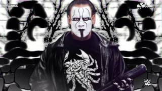 "WWE: Sting - ""Out From The Shadows"" (V2) - Theme Song 2015"