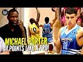 Michael Porter Jr DROPS 47 Points at Jamal Crawford's Pro Am!! This Kid Is a LEGIT PRO!