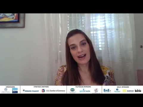 NATASA PILIDOU | Minister, Ministry of Energy Commerce, Industry & Tourism, Cyprus