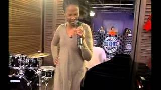 Simphiwe Dana performs live on expresso(24.05.2012)