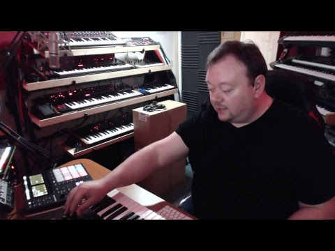 GEOSynths Live Stream with the Korg Prologue