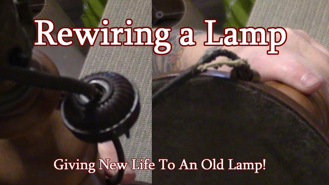 Re Wiring An OLD Lamp! - YouTube on welding a lamp, rewiring lamp parts, rewire a lamp, design a lamp, rewiring lamp fixture, soldering a lamp, paint a lamp, wire a lamp, repair a lamp, rebuilding a lamp, rewiring radio, diy pipe lamp, polishing a lamp, lights a lamp, repainting a lamp, plastering a lamp,