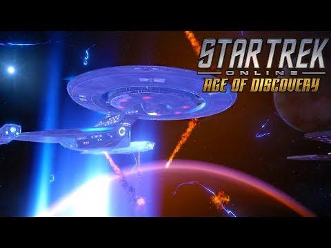 Klingon AMBUSH! - Star Trek Online: Age of DISCOVERY!
