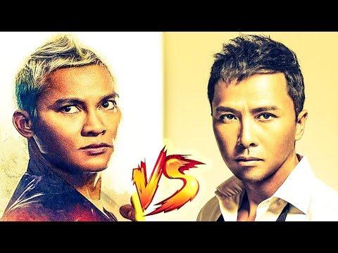 Tony Jaa Vs Donnie Yen - Traditional Martial Arts | Muay Thai Vs Wing Chun