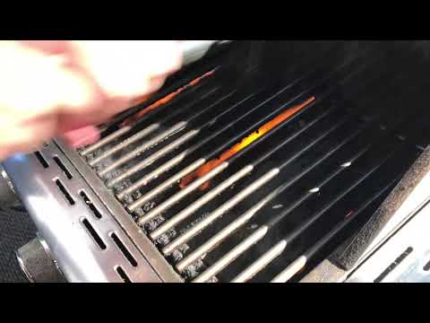 How To Clean Gas Grill Grates