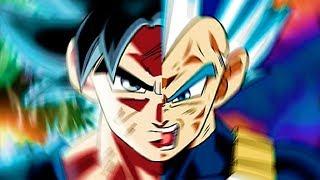 All Levels of Power (Goku vs Vegeta)