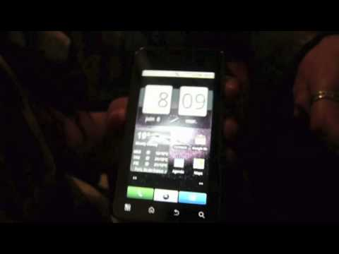 Test Motorola Milestone XT720 [French + English subtitles ...