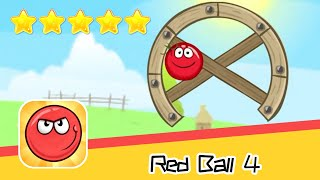 Red Ball 4 TIME MODE Silver Day 3 Walkthrough The Jump'n'Roll Hit Game Recommend index five stars