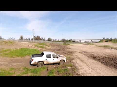 Honda Ridgeline Off Road