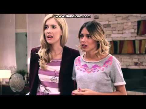 Download Violetta 3 English: Did Priscila push Vilu down the stairs? - EP68
