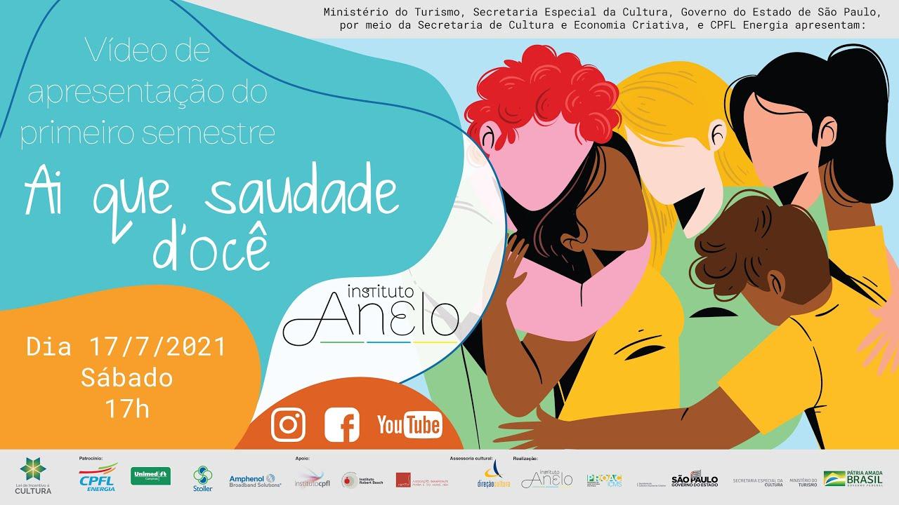 Saudade é tema de vídeo que reúne alunos e professores do Instituto Anelo