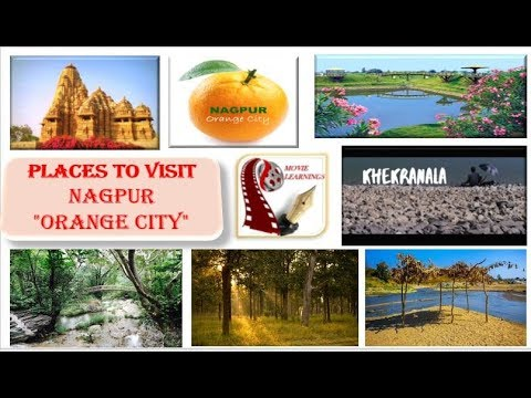 Places to visit in Nagpur | Picnic spot near Nagpur | Maharashtra Tourism| India Travel