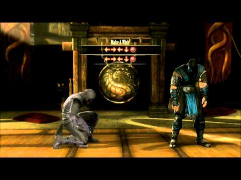 "Mortal Kombat 9 2011 How to Do Fatalities ""Fatality"" HD"