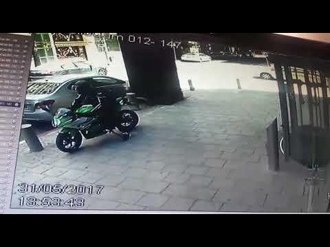 New rider parking  Kawasaki ninja (250r 2017)
