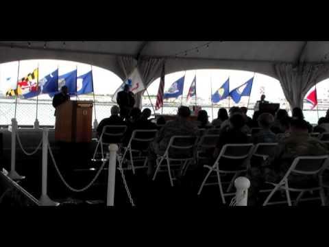 1SG Jason Bonds Retirement Ceremony - March 8, 2016 - USS Missouri, Pearl Harbor, Hawaii