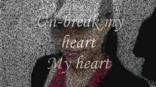 Unbreak my heart (instrumental ) by Toni Braxton with Lyrics