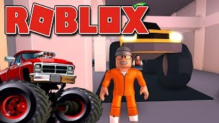 roblox o novo monster truck jailbreak