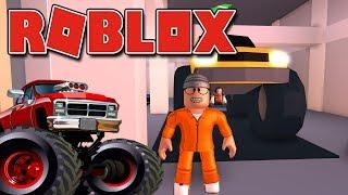 Roblox - O NOVO MONSTER TRUCK ( Jailbreak )