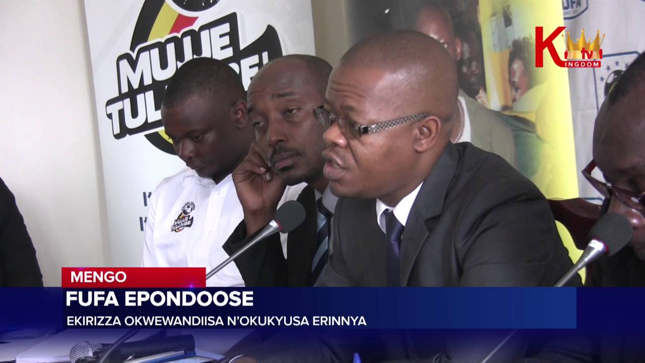Download FUFA Epondoose ekiriza okwewandiisa n'okukyusa erinnya
