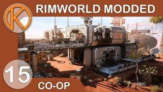 Rimworld together 01 with armour and kitt