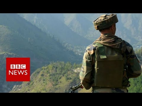India 'strikes Kashmir militants in Pakistani territory' - BBC News
