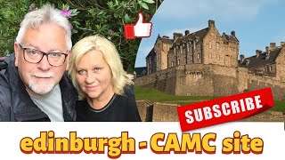 Edinburgh Caravan & Motorhome Club Site June 2018 #012