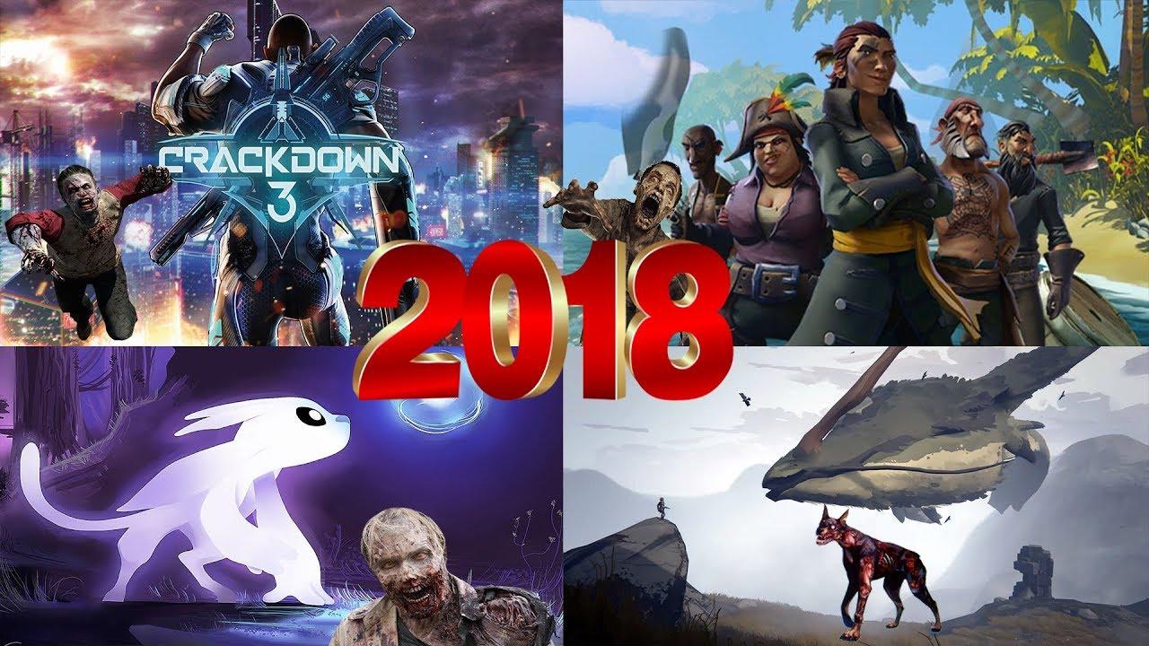 Los 5 Mejores Juegos Exclusivos De Xbox One Para El 2018 Youtube