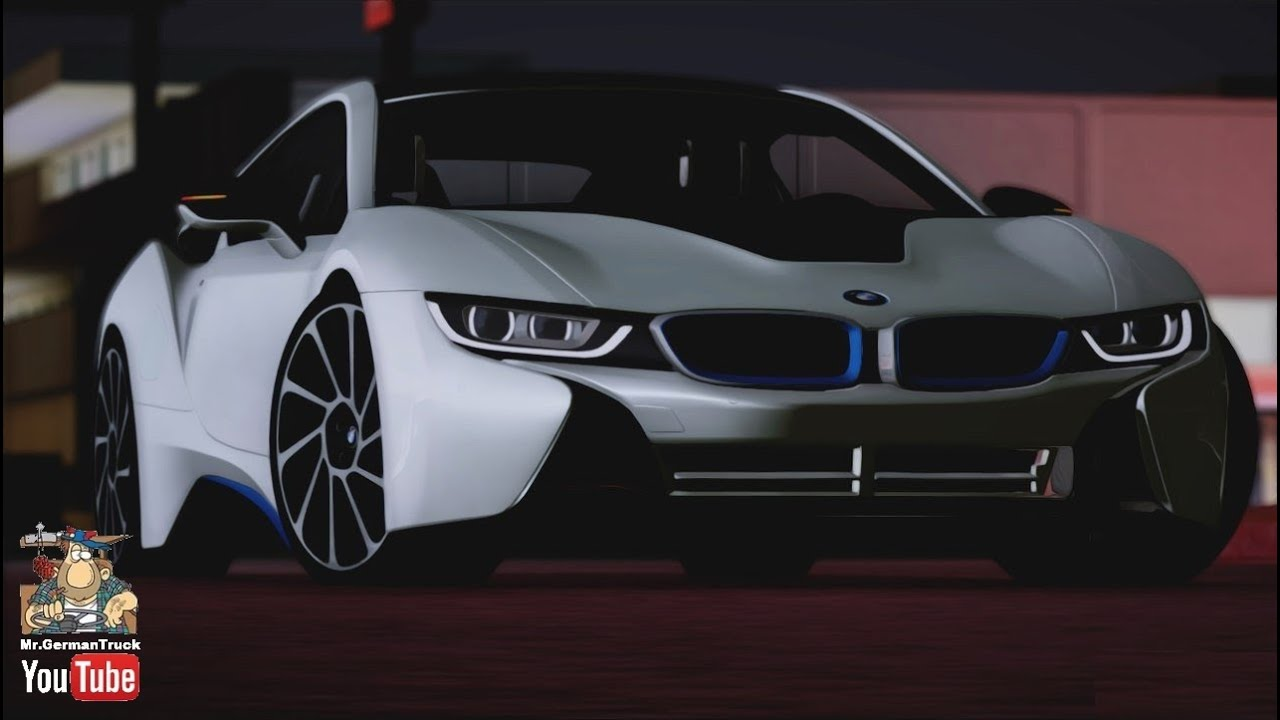 Ets2 V1 24 Bmw I8 V2 0 Youtube