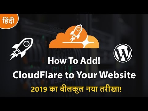 How To Setup CloudFlare to Your Website 2019 Mp3