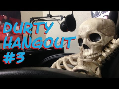 Durty Hangout #3 - Figure Talk, Channel Lore, Meeting The Punisher, and Internet Groups