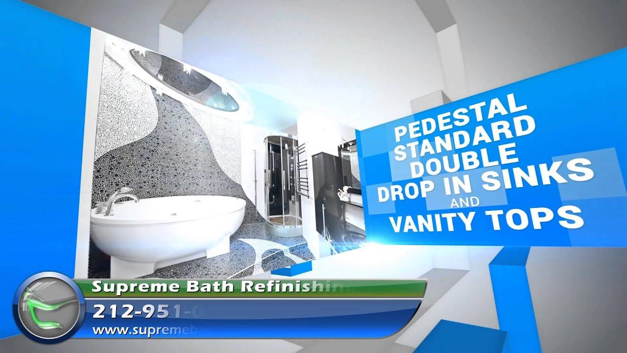 Supreme Bath Refinishing - YouTube