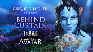 How James Cameron's AVATAR went from screen to stage   CIRQUE DU SOLEIL TORUK   BEHIND THE CURTAIN