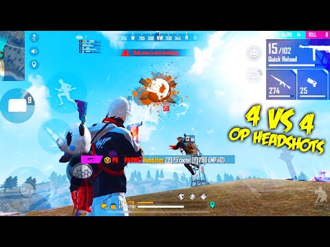 28 Kills Total In Free Fire Best Gameplay Video Funniest Gameplay | Garena Free Fire | P.K. GAMERS