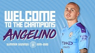 ANGELINO IS BACK! | MAN CITY TRANSFER NEWS | 2019/20