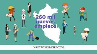 Arranca Perú: Mantenimientos en vías vecinales impulsarán la creación de 260 mil empleos