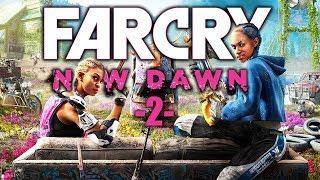 Far Cry New Dawn PL #2 - NA RATUNEK RUSH'OWI! - Polski Gameplay - 1440p