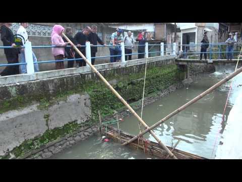 150104 Peninjauan Kali Citepus di RW 04 Kelurahan Pajajaran Kecamatan Cicendo