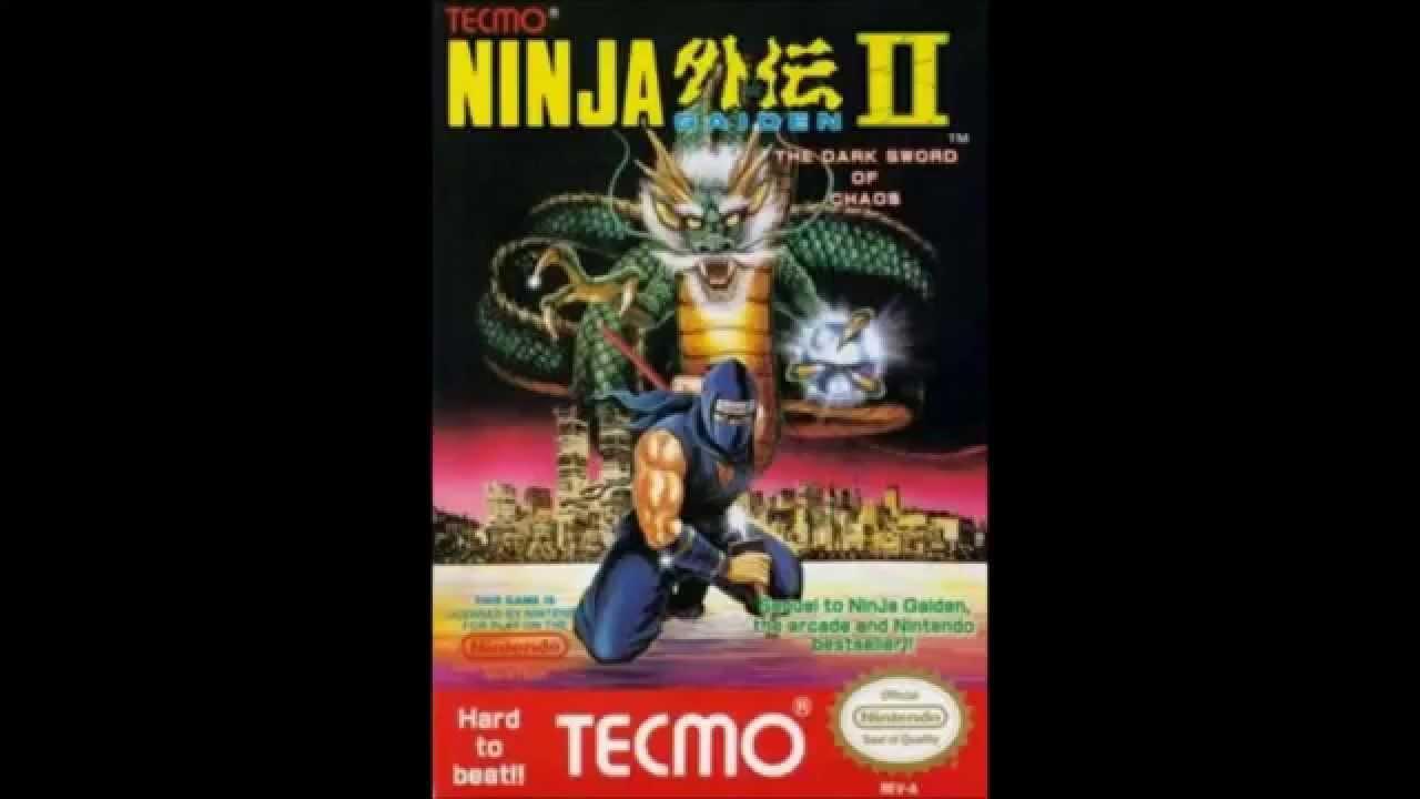 Mother Brain Ninja Gaiden Ii The Dark Sword Of Chaos Part 2