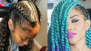 💚2019 Amazing Braiding Hairstyles Compilation in Different Styles ✔| Love Hair Forever