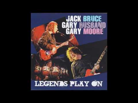 Jack Bruce - Gary Moore - Gary Husband - 10.Politician - 1998/07/18 Chelsea London