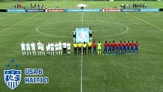 U-20 WNT vs. Haiti: Highlights - Dec. 9, 2015