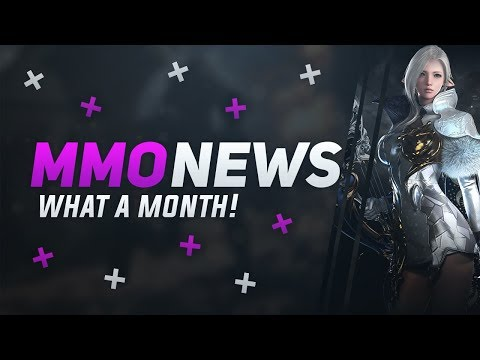 MMORPG News: Lost Ark Open Beta, Bless Online Shut Down, Lineage II Classic, Aion 6.0 Update
